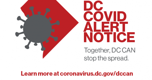 DC COVID Alert Notice (DC CAN)