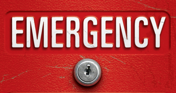 Picture of the word Emergency