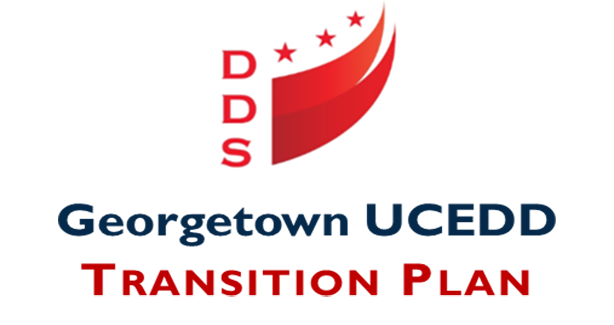 Georgetown UCEDD Transition Plan