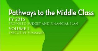 DC Budget and Capital Plan