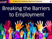 Breaking Barriers to Employment for People with Disabilities